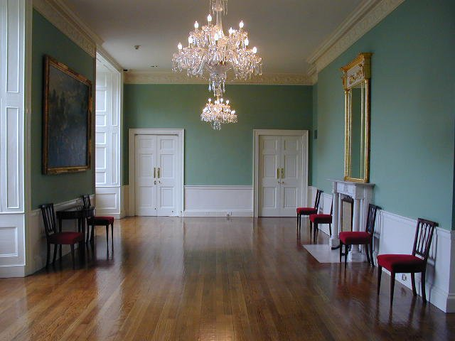 The Johnston Suite at the Royal Hospital Kilmainham, courtesy of IMMA.