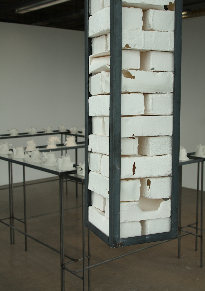 Zara Lyness, 'It's All About Me' installation view, courtesy of the artist.