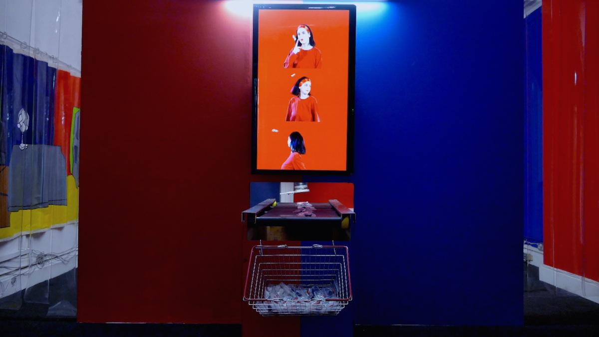 Julie Weber, 'Nutjob', image courtesy of the artist.