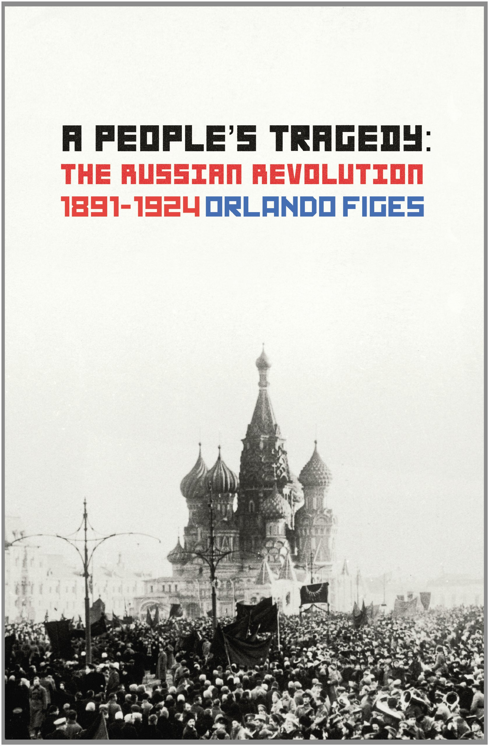 Orlando Figes, A People\