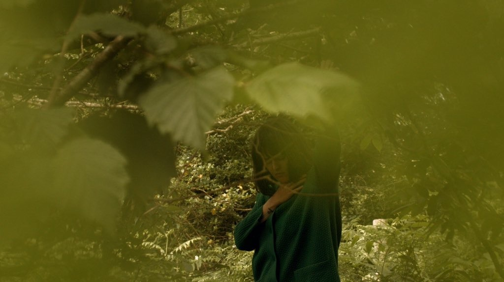Still from Vicky Langan and Maximilian Le Cain Inside (2017), courtesy of the artists.