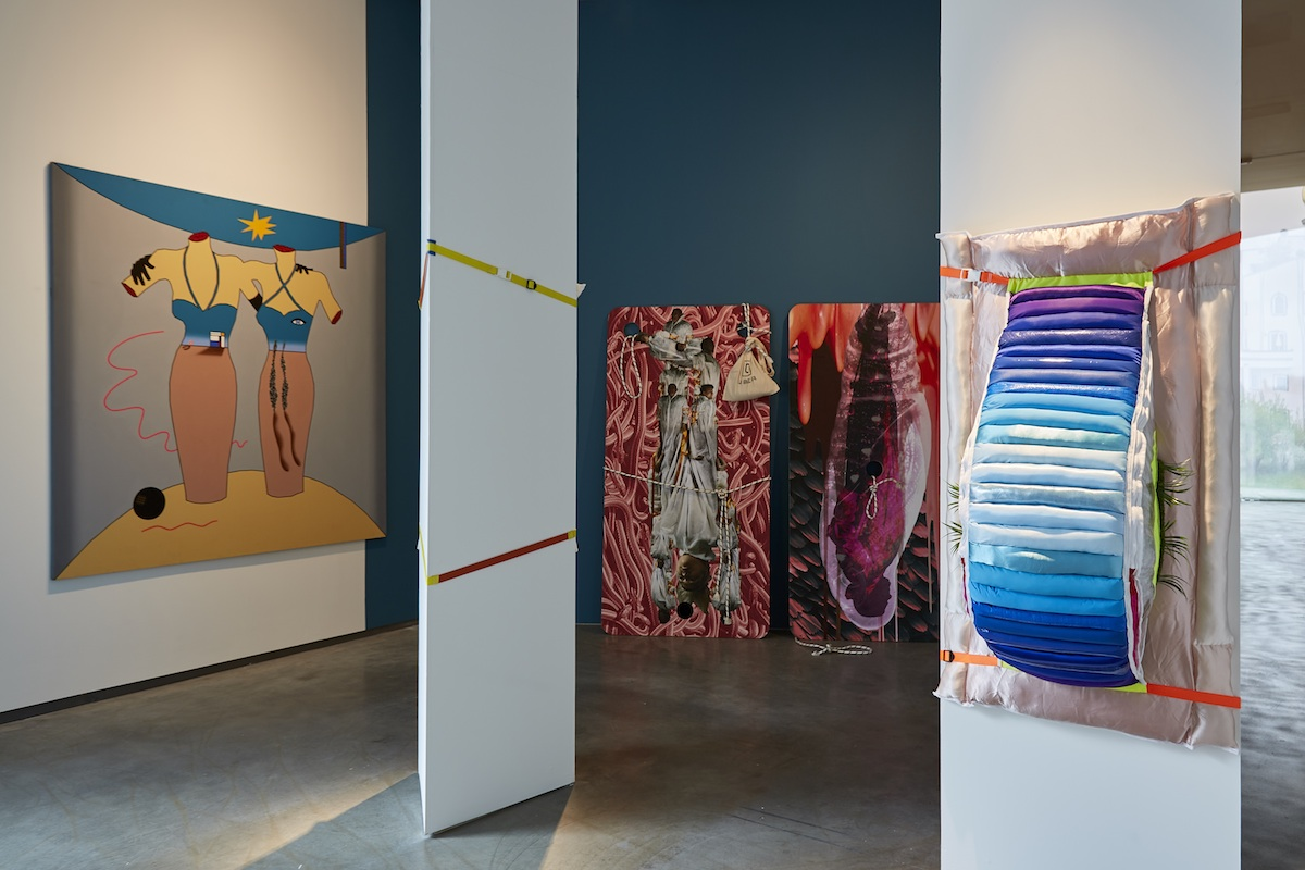 Shonky: The Aesthetics of Awkwardness. Installation view. Photo: Simon Mills.