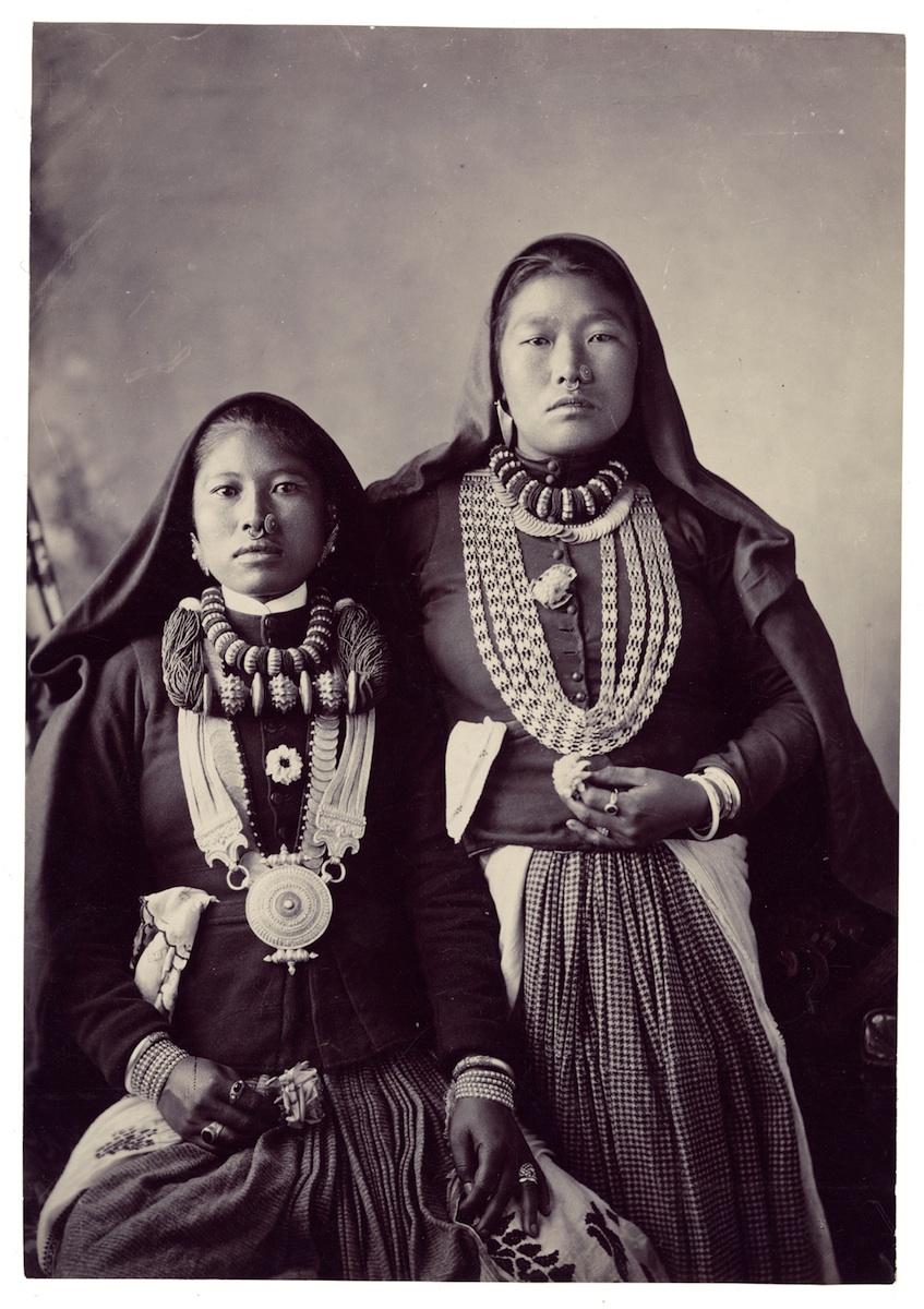 Unknown, Nepalese Women, c1890