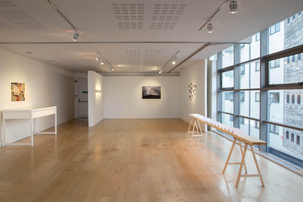 Emma Finucane, installation view. Photo credit Paul Tierney.