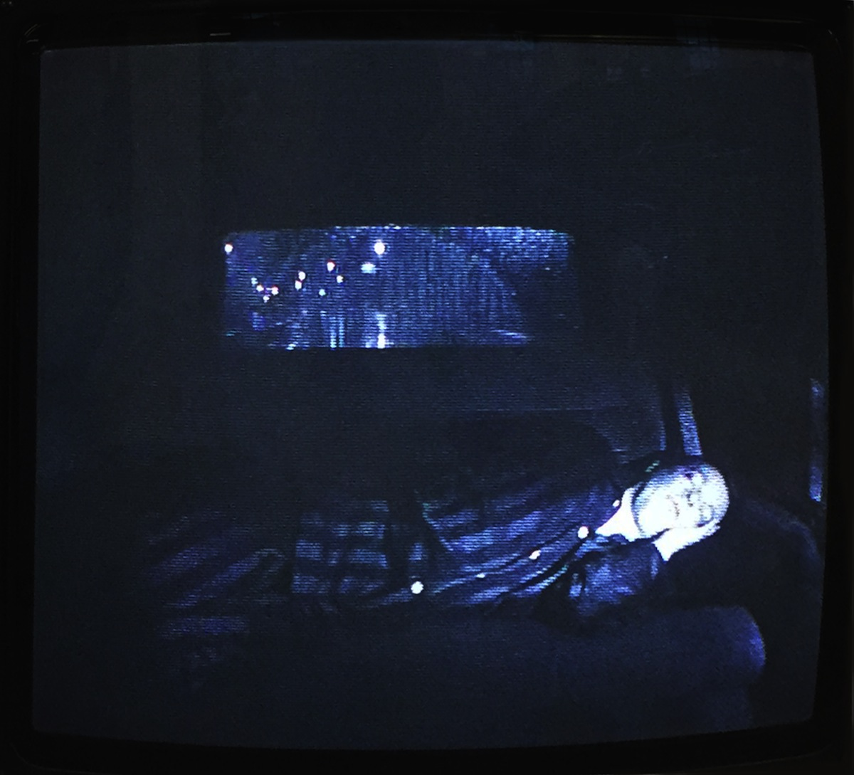 Rodney Graham, Halcion Sleep, 1994, Laserdisc/DVD, 26 minutes. Courtesy of the artist and 303 Gallery, New York.