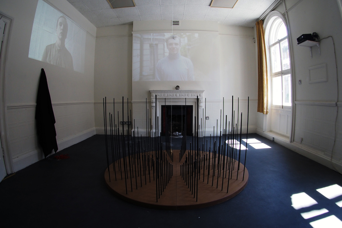 National College of Art and Design MFA Degree Show : Stéphane Béna Hanly