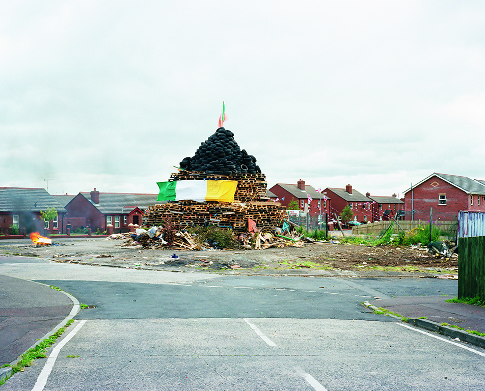 John Duncan, Glenbryn Park, Belfast, 2008, Photograph, Courtesy of the artist