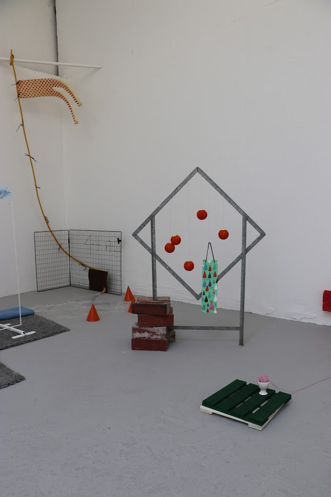 Anne-May Tabb, Installation view, image courtesy of the artist.