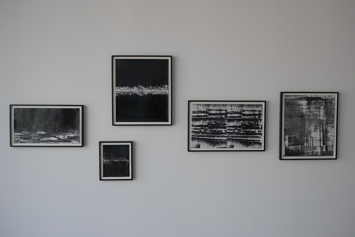 Aoife Shanahan, OXYgen, exhibition view, image courtesy of the artist.