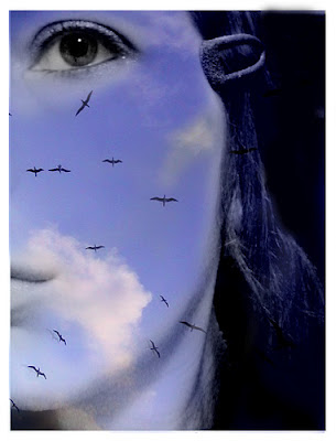 Zoe Murdoch: Ode To Blue Skies Bird Watching, photo, 2008