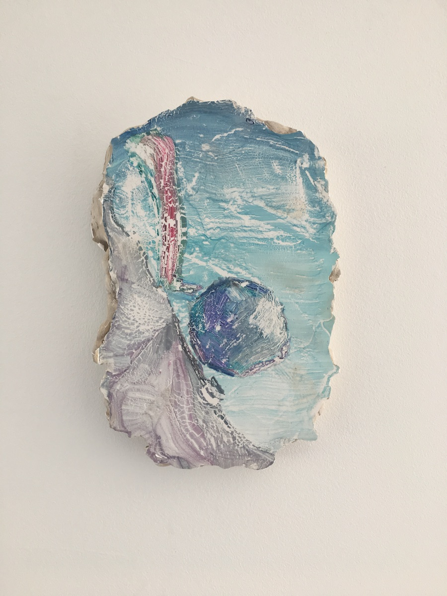 Patrick Redmond, Untitled (Rock), 27 x 19 cm. Image courtesy of the writer.