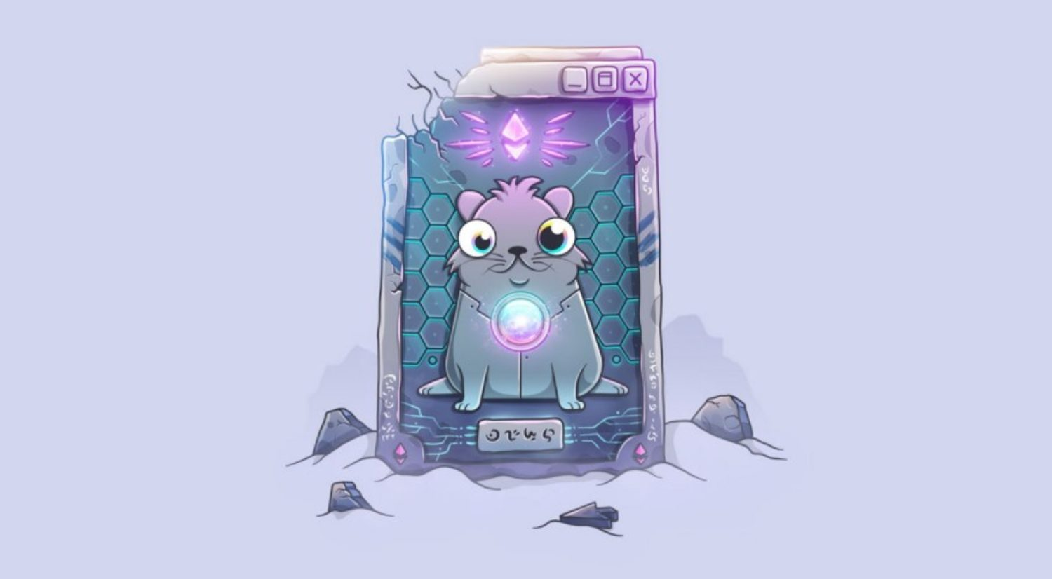 Cryptokitty: Celestial Cyber Dimension