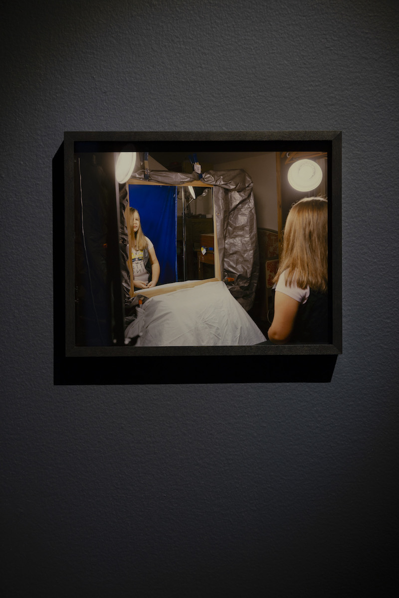 Eva O'Leary, Spitting Image, Installation view, Roland Paschhoff Photography. © Eva O'Leary; courtesy Butler Gallery