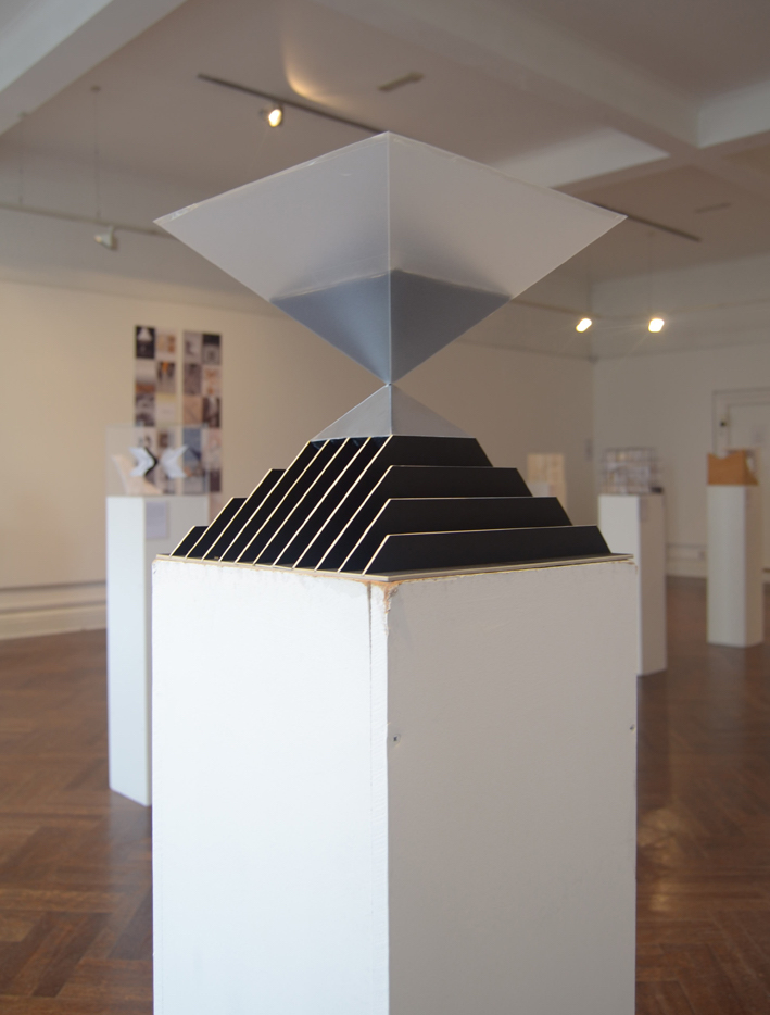 Jealousy and Innocence in Design & Research at Garter Lane Arts Centre, installation view. Photography by the writer.