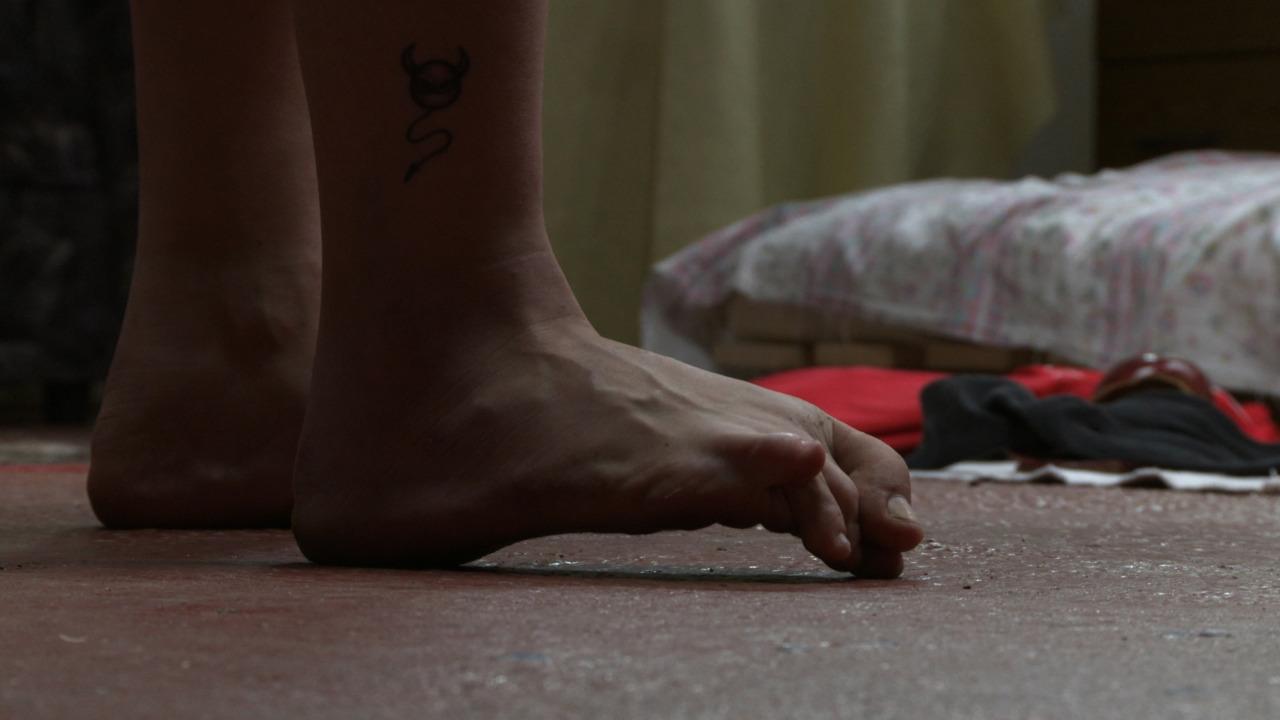 Roee Rosen,Out ('Tse'), video, 34 min, 2010 (still). Courtesy GalleriaRiccardo Crespi, Milan