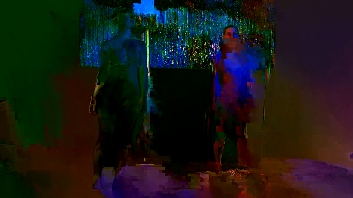 Eoin Woolfrey Morris, Video Still, Binary Transgression 1, 2019