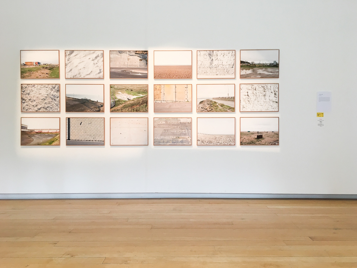 Gary Byrne, 18 Nautical Miles, installation view, image courtesy of the writer.