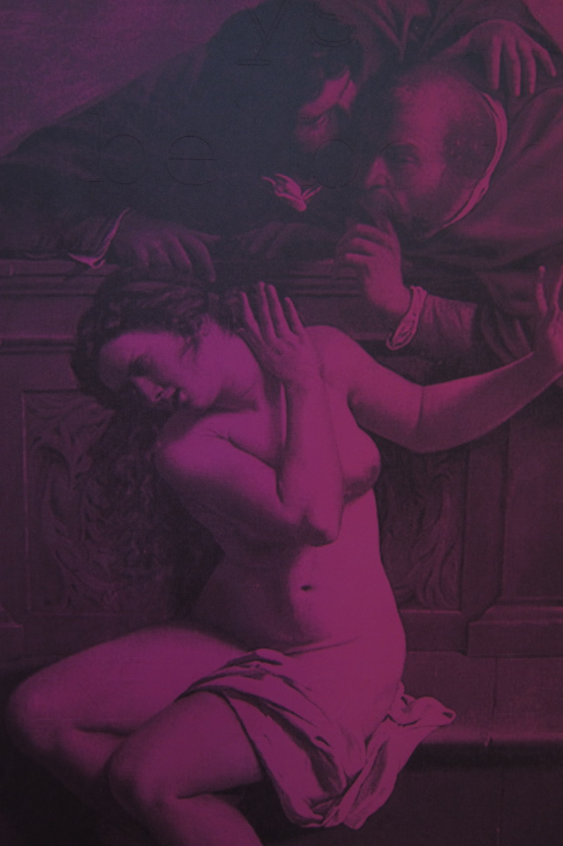 Zara Sargent, After Gentileschi - \