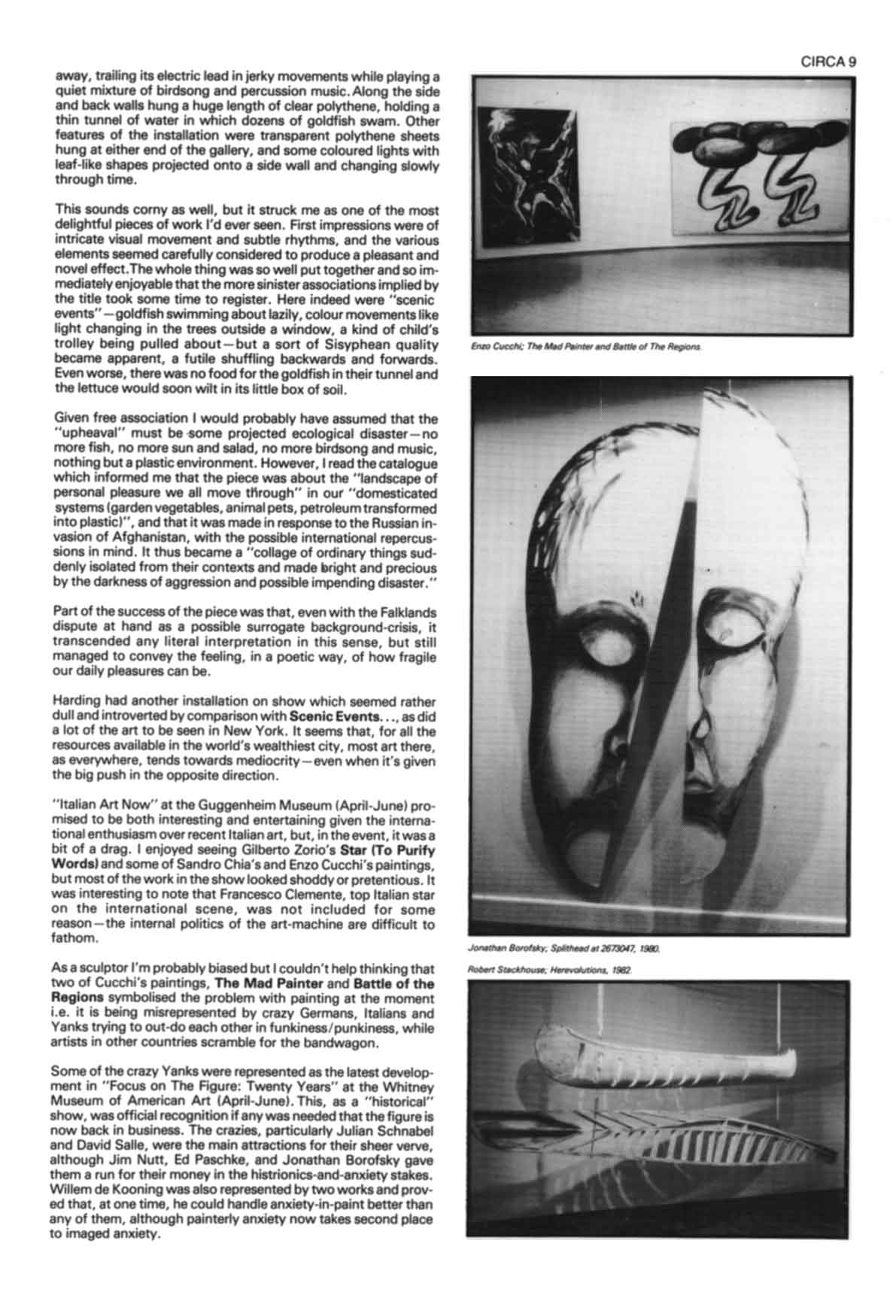 CIRCA Issue #5: Lofting It - Micky Donnelly
