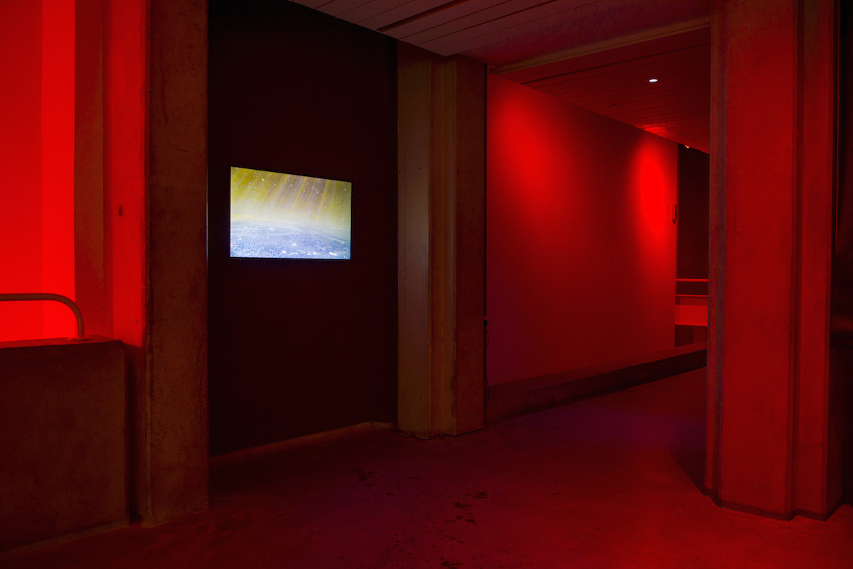 13BC,Fatal Act, installation view. Courtesy of the artists and The Douglas Hyde Gallery. Photography by Louis Haugh