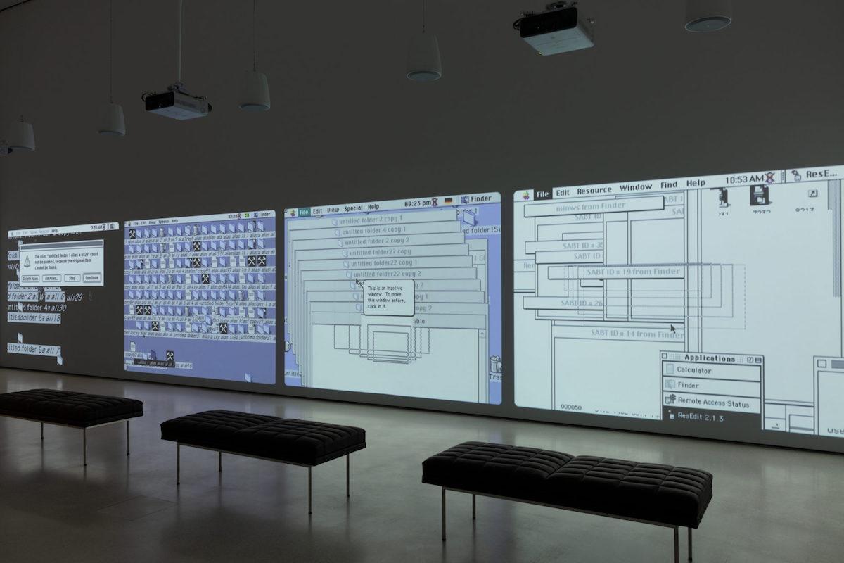 Installation view ofMy%Desktop(Gallery 211) The Museum of Modern Art, New York. © 2019 The Museum of Modern Art. Photo: John Wronn