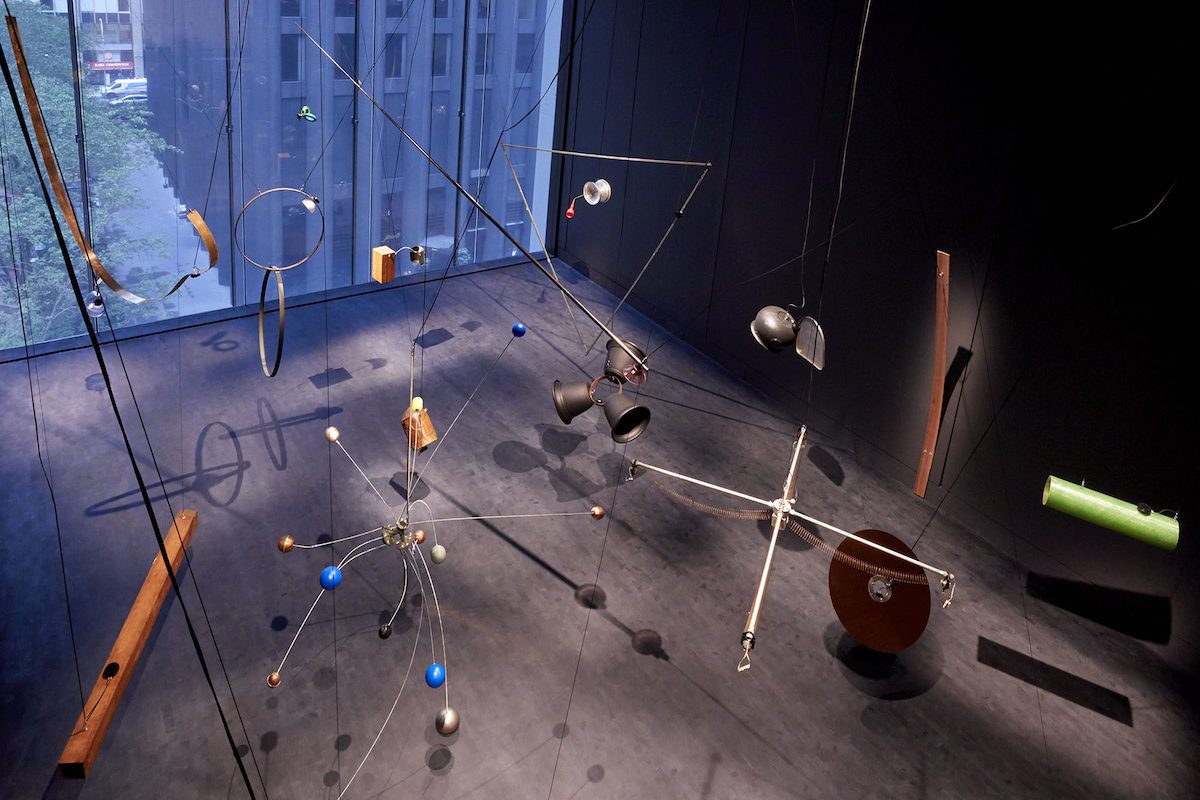 Installation View of the Marie Josée and Henry Kravis Studio, The Museum of Modern ArtThe Museum of Modern Art Renovation and ExpansionDesigned by Diller Scofidio + Renfro in collaboration with GenslerPhotography by Iwan Baan, Courtesy of MoMA