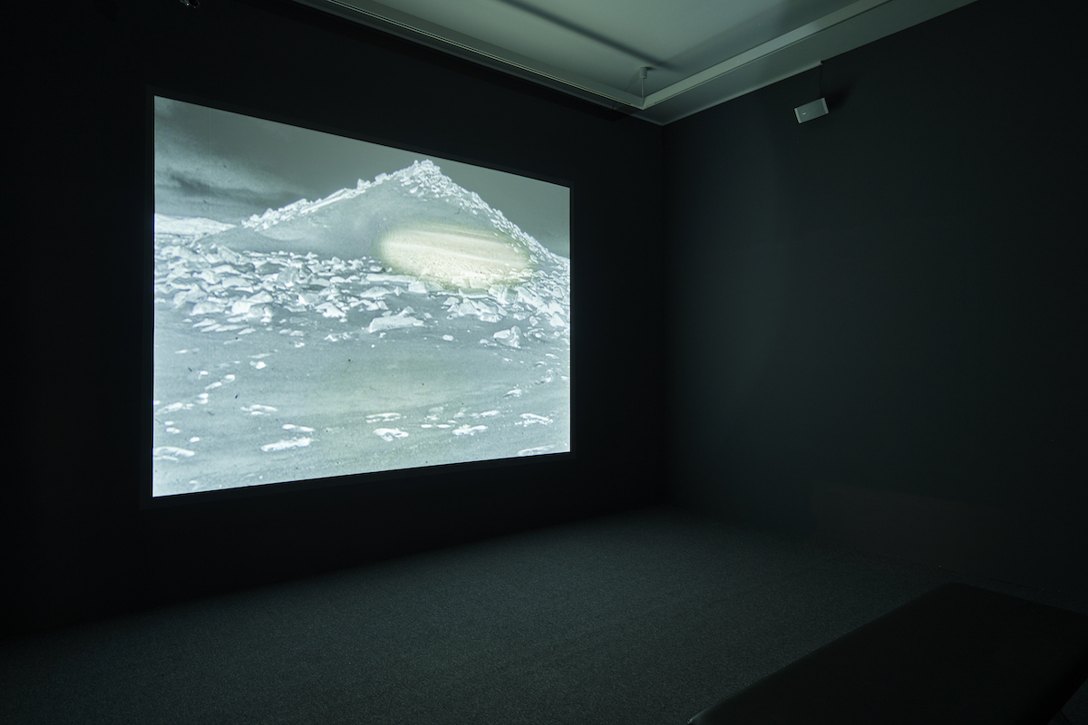 Alanna O'Kelly, Sanctuary/Wastelands, 1994, Video 10min 53sec, Collection Irish Museum of Modern Art, Purchase 1997. Photo Ros Kavanagh.